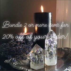 Other - 🔮✨Bundle for 20% off!✨🔮